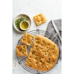 Classic Italian Focaccia Bread