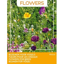 Mix Flower Seeds For Attracting Birds