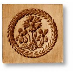 Cornflower Wood Molds