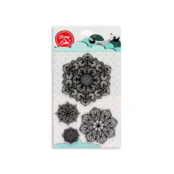 DOILY Silicone Stamp