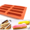 Eclairs silicone molds