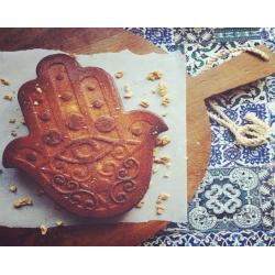Fatima Hand Cake Silicone Molds