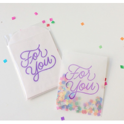 For You Treat Bags