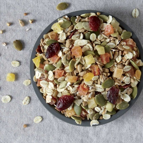 Caramelized Muesli
