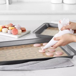Silicone Baked Mats For Macarons & Baked Good