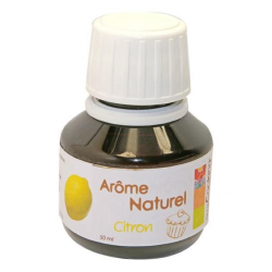 Natural Flavors Lemon 50 ML