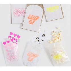 Party On Treat Bags