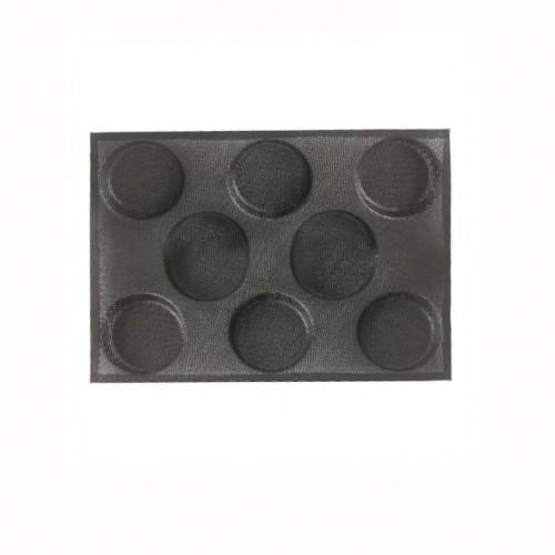 Bread Bun & Tart silicone Molds