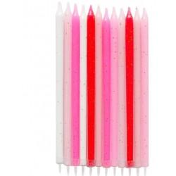 Glitter Candle Sticks